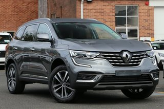 2021 Renault Koleos HZG MY21 Zen X-tronic Grey Metallic 1 Speed Constant Variable Wagon.