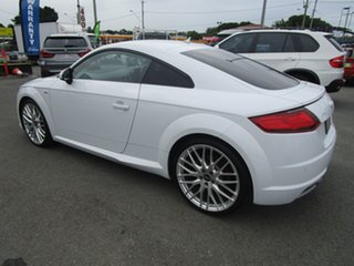 2015 Audi TT FV MY16 S Line S Tronic Quattro White 6 Speed Sports Automatic Dual Clutch Coupe.