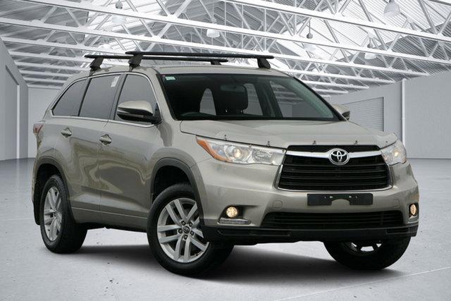 Used Toyota Kluger GSU50R GX (4x2), 2015 Toyota Kluger GSU50R GX (4x2) Beige 6 Speed Automatic Wagon