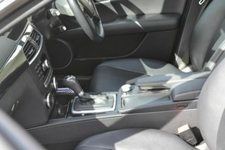 2013 Mercedes-Benz C200 W204 MY12 BE Black 7 Speed Automatic G-Tronic Sedan