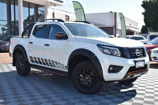 Used Nissan Navara D23 S4 MY20 N-TREK, 2020 Nissan Navara D23 S4 MY20 N-TREK White 7 Speed Sports Automatic Utility