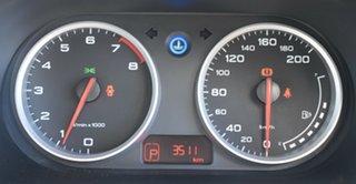 2019 MG MG3 SZP1 MY18 Core Black 4 Speed Automatic Hatchback.
