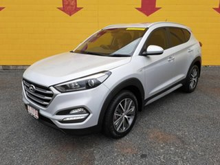 2017 Hyundai Tucson TL2 MY18 Active 2WD Silver 6 Speed Manual Wagon