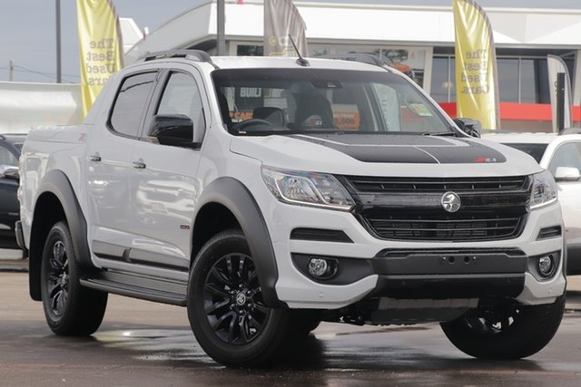Used Holden Colorado RG MY20 Z71 Pickup Crew Cab, 2020 Holden Colorado RG MY20 Z71 Pickup Crew Cab Summit White 6 Speed Sports Automatic Utility