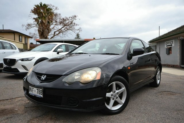 Used Honda Integra 4th Gen , 2002 Honda Integra 4th Gen Black 5 Speed Sequential Auto Coupe