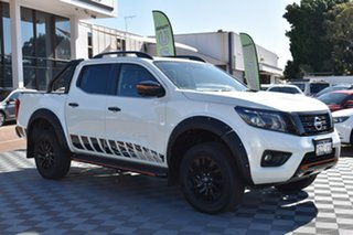 2020 Nissan Navara D23 S4 MY20 N-TREK White 7 Speed Sports Automatic Utility.