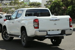 2020 Mitsubishi Triton MR MY20 GLS (4x4) White 6 Speed Automatic Dual Cab