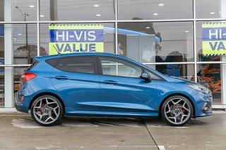 2020 Ford Fiesta WG 2020.25 ST Blue 6 Speed Manual Hatchback.