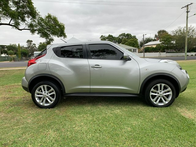 Used Nissan Juke F15 MY14 ST-S 2WD, 2013 Nissan Juke F15 MY14 ST-S 2WD Grey 6 Speed Manual Hatchback