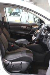 2018 Nissan Qashqai J11 Series 2 ST X-tronic White 1 Speed Constant Variable Wagon
