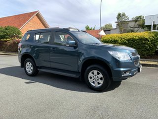 2016 Holden Colorado 7 LT Blue 6 Speed Automatic Wagon.