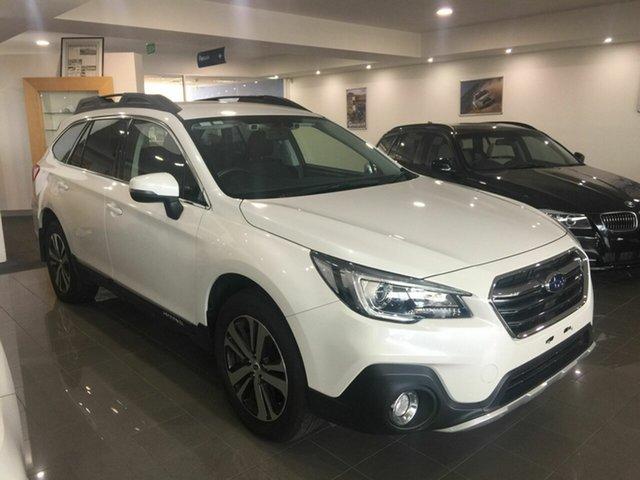 Used Subaru Outback B6A MY18 2.5i CVT AWD, 2018 Subaru Outback B6A MY18 2.5i CVT AWD White 7 Speed Constant Variable Wagon