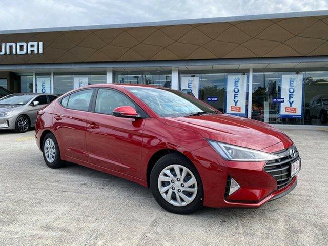 Demo Hyundai Elantra AD.2 MY19 Go, 2019 Hyundai Elantra AD.2 MY19 Go Firey Red 6 Speed Sports Automatic Sedan