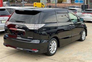 2011 Toyota Estima Black Wagon