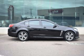 2015 Holden Commodore VF MY15 SV6 Black 6 Speed Sports Automatic Sedan