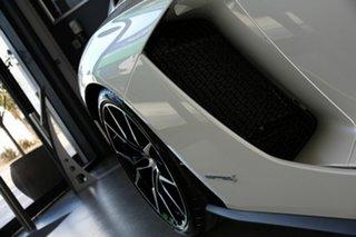 2019 Lamborghini Aventador 834 MY19 S ISR AWD White 7 Speed Sports Automatic Single Clutch Roadster