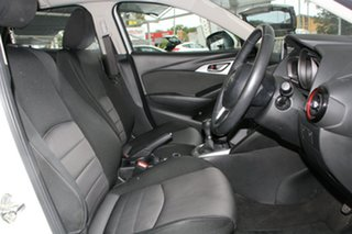2016 Mazda CX-3 DK2W76 Maxx SKYACTIV-MT Snowflake White 6 Speed Manual Wagon