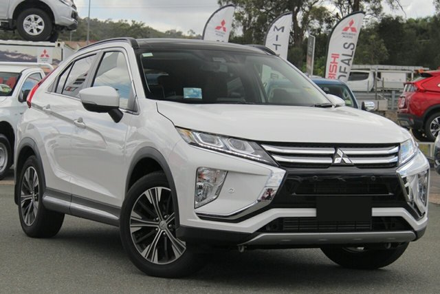 New Mitsubishi Eclipse Cross YA MY20 Exceed (2WD), 2020 Mitsubishi Eclipse Cross YA MY20 Exceed (2WD) Starlight Continuous Variable Wagon