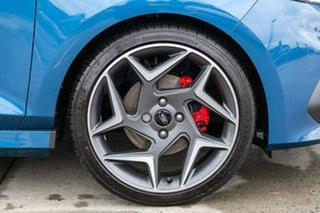 2020 Ford Fiesta WG 2020.25 ST Blue 6 Speed Manual Hatchback