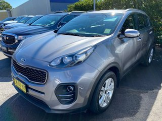 2017 Kia Sportage QL MY18 Si 2WD Grey 6 Speed Sports Automatic Wagon.