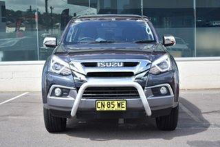2017 Isuzu MU-X MY17 LS-U Rev-Tronic Grey 6 Speed Sports Automatic Wagon.