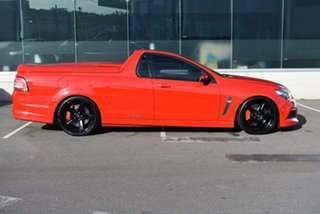 2013 Holden Special Vehicles Maloo Gen-F MY14 R8 Red 6 Speed Manual Utility.