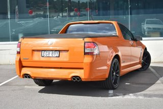 2013 Holden Ute VF MY14 SS V Ute Redline Orange 6 Speed Manual Utility