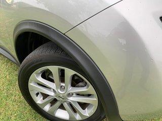 2013 Nissan Juke F15 MY14 ST-S 2WD Grey 6 Speed Manual Hatchback.