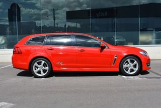 2015 Holden Commodore VF MY15 SS Sportwagon Red 6 Speed Sports Automatic Wagon