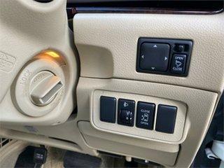 2005 Nissan Elgrand E51 Rider White Automatic Wagon