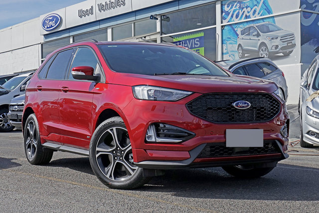 Used Ford Endura CA 2019MY ST-Line SelectShift FWD, 2019 Ford Endura CA 2019MY ST-Line SelectShift FWD Red 8 Speed Sports Automatic Wagon