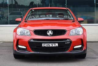 2017 Holden Ute VF II MY17 SS Ute Red 6 Speed Sports Automatic Utility.
