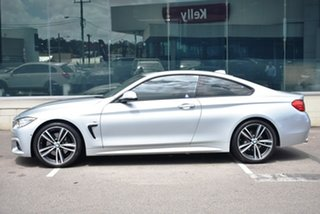 2015 BMW 4 Series F32 428i Modern Line Silver 8 Speed Sports Automatic Coupe