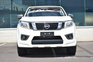 2016 Nissan Navara D23 S2 ST N-SPORT White 7 Speed Sports Automatic Utility.