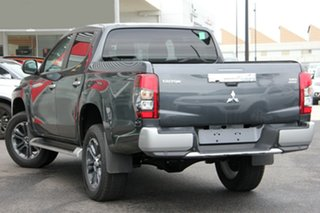 2021 Mitsubishi Triton MR MY21 GLS Double Cab Graphite Grey 6 Speed Sports Automatic Utility.