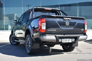 2017 Nissan Navara D23 S2 ST N-SPORT Black 6 Speed Manual Utility