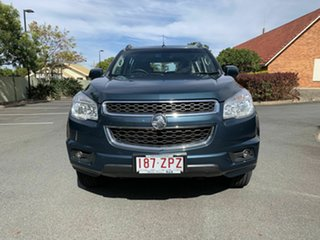 2016 Holden Colorado 7 LT Blue 6 Speed Automatic Wagon