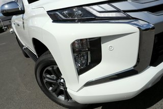 2020 Mitsubishi Triton MR MY20 GLS (4x4) White 6 Speed Automatic Dual Cab.