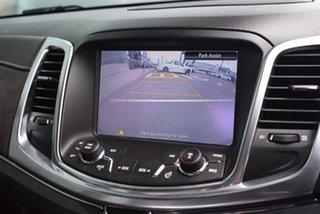 2015 Holden Special Vehicles ClubSport Gen-F2 MY16 R8 LSA Black 6 Speed Manual Sedan