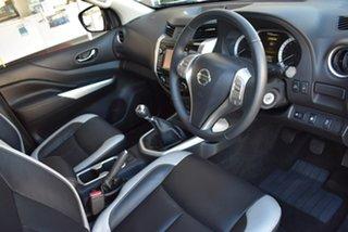 2017 Nissan Navara D23 S2 ST N-SPORT Black 6 Speed Manual Utility