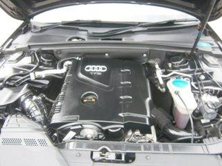 2009 Audi A4 B8 8K Avant Multitronic Black 8 Speed Constant Variable Wagon