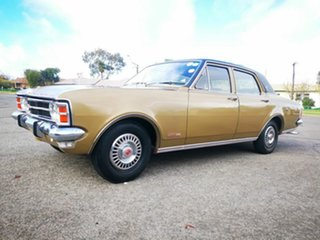 1971 Holden Premier HG Gold 3 Speed Auto Active Select Sedan