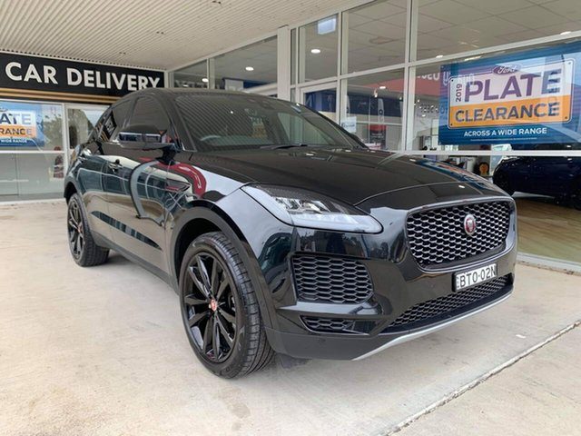 Used Jaguar E-PACE  , 2019 Jaguar E-PACE P200 - SE Black Sports Automatic Wagon