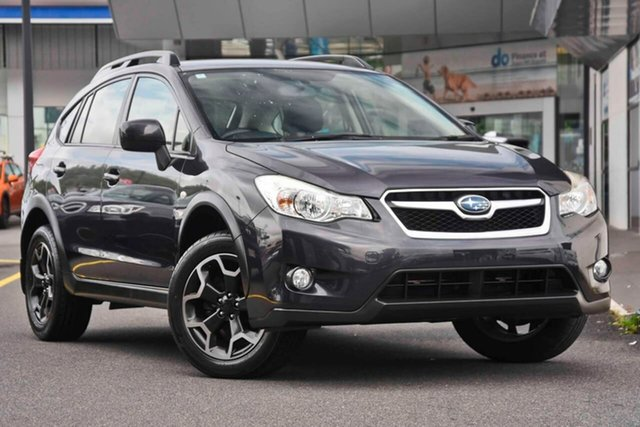 Used Subaru XV G4X MY14 2.0i Lineartronic AWD, 2015 Subaru XV G4X MY14 2.0i Lineartronic AWD Grey 6 Speed Wagon