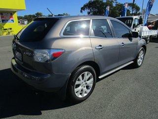 2007 Mazda CX-7 ER Series 1 Grey Wagon