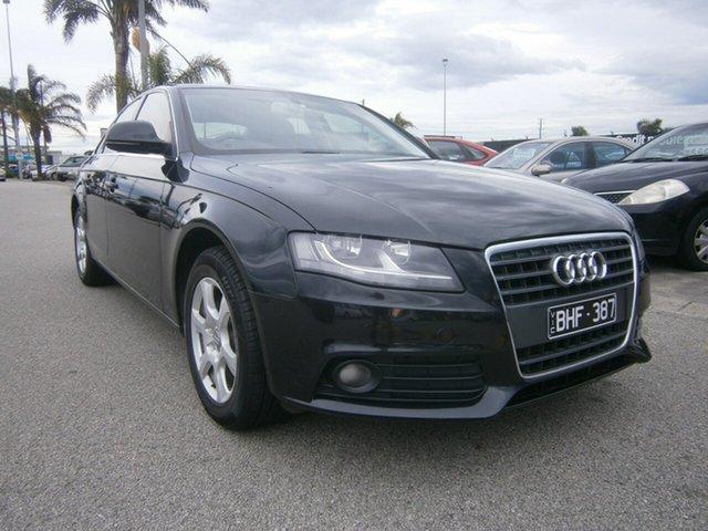 Used Audi A4 B8 8K Avant Multitronic, 2009 Audi A4 B8 8K Avant Multitronic Black 8 Speed Constant Variable Wagon