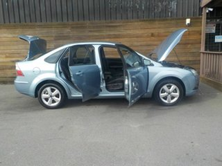 2008 Ford Focus LT LX Blue 4 Speed Sports Automatic Sedan
