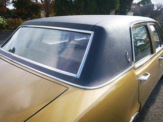 1971 Holden Premier HG Gold 3 Speed Auto Active Select Sedan