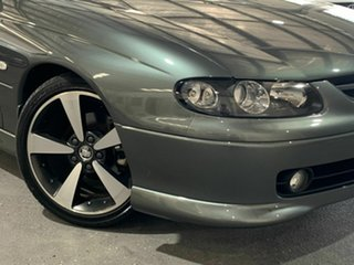 2003 Holden Monaro V2 Series II CV8 R Grey 4 Speed Automatic Coupe.