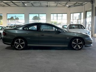 2003 Holden Monaro V2 Series II CV8 R Grey 4 Speed Automatic Coupe